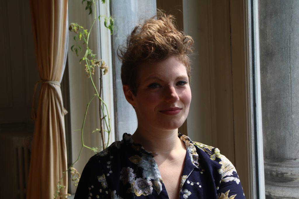 Anaïs Van Ertvelde: »Der Feminismus ist niemals vorbei« - Kopf um Krone